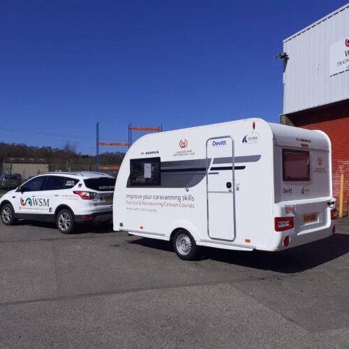 Kuga & Caravan 1